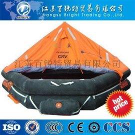 HAF-D15/16/20/25人可吊式救生筏CCS/EC證書可吊式氣脹救生筏