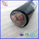 揚州金鑫YJV額定電壓0.6/1kV銅芯交聯聚乙烯絕緣聚氯乙烯護套電力電纜
