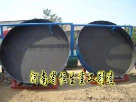 圆盘有机肥造粒机 肥料设备 有机肥生产线 有机肥设备