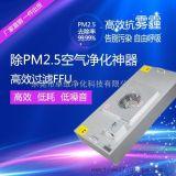 【卓維】爆款現貨發售家用FFU空氣淨化器,PM2.5高效去除室內淨化