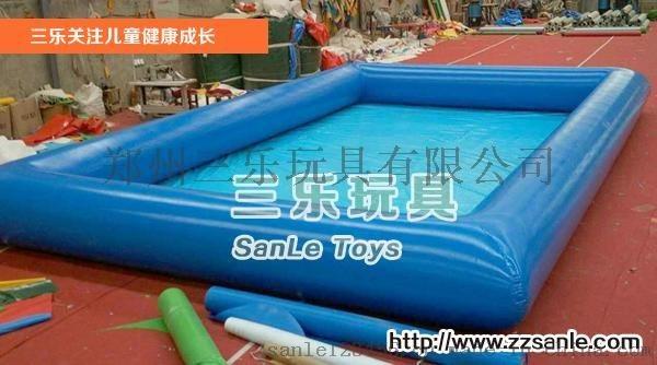 福建福州广场组合彩色充气池沙池海洋球池价格
