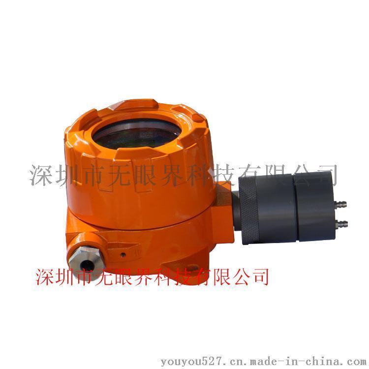 固定式甲烷气体检测仪