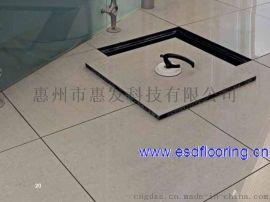无机质陶瓷防静电地板