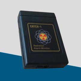 韩国CATCH-1射线报**仪 个人射线剂量检测仪 射线辐射报**器