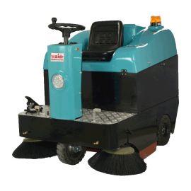 供应上海威德尔CS-1400驾驶室电动扫地机 厂家直销