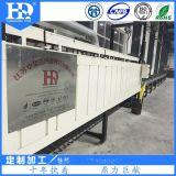 华荣达达克罗网带渗碳炉网带炉自动生产线