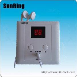 SunRing厂家供应病房电视广播系统TS-A1有线养老院电视伴音床头分机