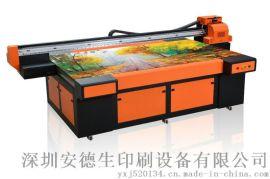 云南3D瓷砖打印机 艺术背景墙打印机 uv平板打印机价格
