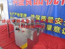 不锈钢双管路香肠扎线机 食品加工机械 香肠腊肠扎线机厂家直销
