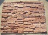 天然文化石厂家高粱红文化石外墙砖