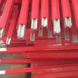 河南滑触线 500A单极滑触线 安全滑触线 双梁行车滑触线 集电器滑触线
