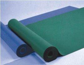 PVC防静电橡胶台垫厂家