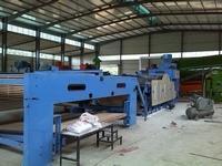 幅宽2.2米椰棕床垫生产设备