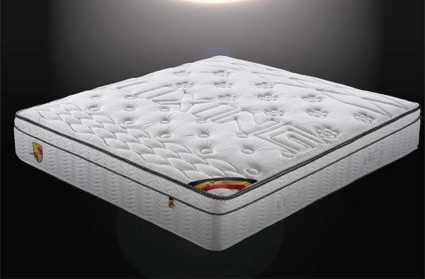 3D软胶床垫