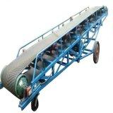 滾筒式皮帶輸送機大傾角工礦輸送機斜坡輸送機價格