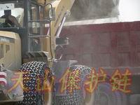 建筑机械轮胎保护链 铲车轮胎防滑链
