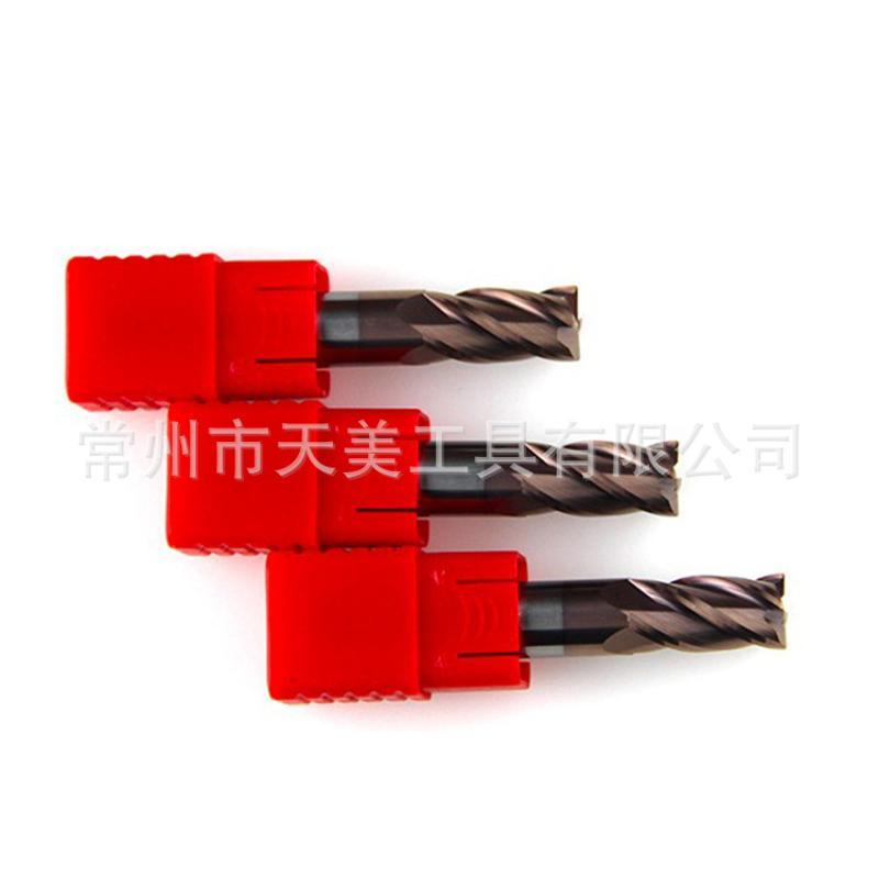 硬质合金刀具 整体钨钢 HRC55 2刃铣刀 合金铣刀 支持定制