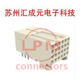 苏州汇成元供庆良091B04-0A020A-MF**连接器