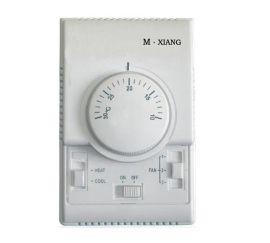 机械式温控器YCK101A房间盘管温控器
