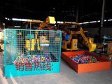 小孩都在游乐场喜欢玩什么游乐设备《儿童挖掘机》