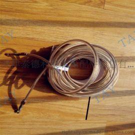 开顶集装箱捆扎涂塑钢丝绳
