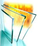 山东济南消防检测单片铯钾防火玻璃安装