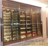 專業製造不鏽鋼酒櫃  酒店會所KTV不鏽鋼酒櫃
