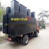 专业制造制醋厂污水处理设备 材质防腐