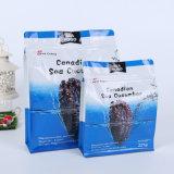 厂家八边封自立自封袋铝箔袋生鲜食品包装袋彩印塑料袋