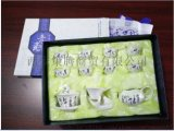 西安策腾礼品茶具销售,厂家直销 礼品陶瓷茶具厂家
