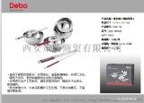 陕西不锈钢锅销售 德国进口钢材 精工打磨不锈钢厨房用具