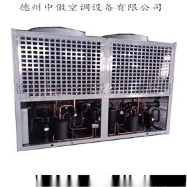 低温采暖空调空气能热泵机组煤改电机组