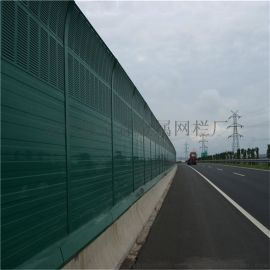 金属高速公路声屏障厂家@公路隔音板的加工制作规范