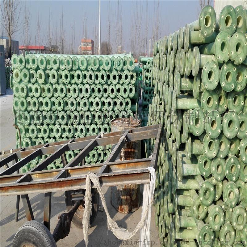 大量供应河南玻璃钢井管