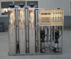 工业用LRO-250型反渗透纯水设备