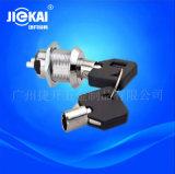 JK006/7/8电源锁 3位钥匙开关锁 门控锁
