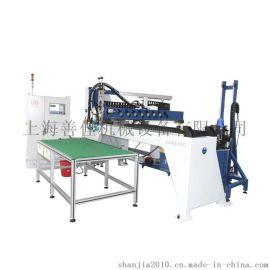 SJ-303三组份自动加料聚氨酯发泡机 涂胶机 点胶机