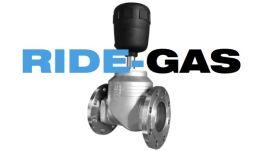 DN100不锈钢制氧机气动角座阀