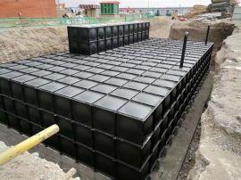 水箱 玻璃钢暗藏式战时水箱 标准尺寸