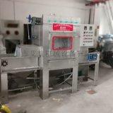 江門噴砂機 廠家供應溼式液體自動噴砂機