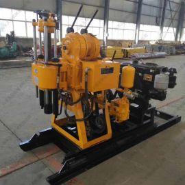山东久钻百米液压岩心钻机HZ-130Y地质工程钻机
