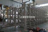 懸臂貨架廠家免費設計管材存儲解決方案