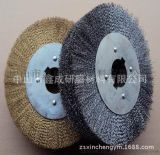 钢丝轮 平型钢丝轮 除锈打磨轮