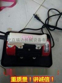 山东百瑞达 220V小型手提式混凝土振动抹光机 附着式平板震动器