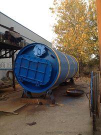 供应小型废轮胎、废塑料、废橡胶炼油设备商丘四海机械