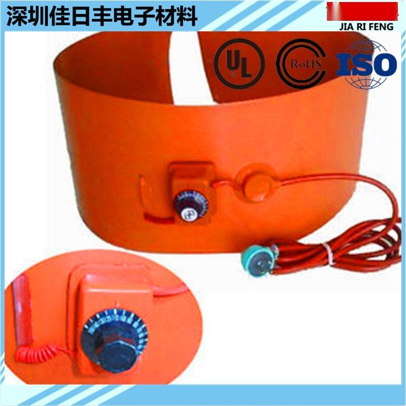 旋鈕溫控可調溫矽膠加熱板 電熱帶加熱膜加熱片