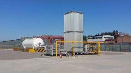 氮氫氣體保護站案例