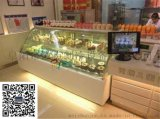 浦江 矮弧形蛋糕保鲜柜,可放甜品西点慕斯,厂家直销,尺寸可以定做