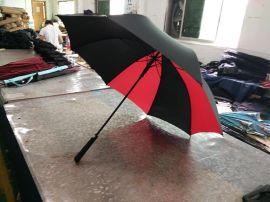 厂家定制直杆男女士商务高尔夫伞