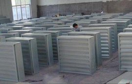 供应工业负压风机温室大棚抽风机降温湿帘